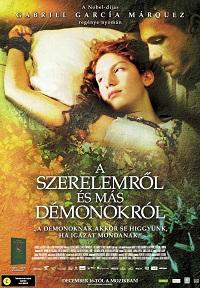 A szerelemről és más démonokról - plakát