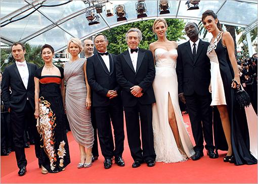 Cannes-2011 - zsűri