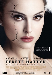 Fekete hattyú - magyar plakát