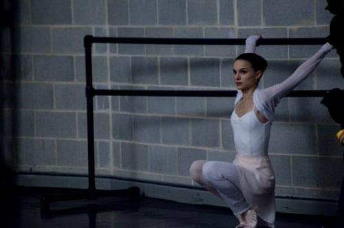 Natalie Portman a Fekete hattyúban