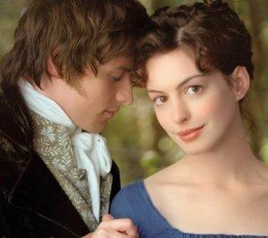 Anne Hathaway és James McAvoy