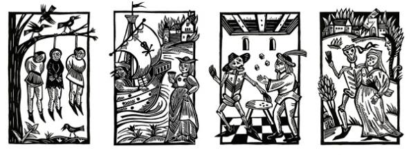 Keresztes Dóra: Villon-balladák