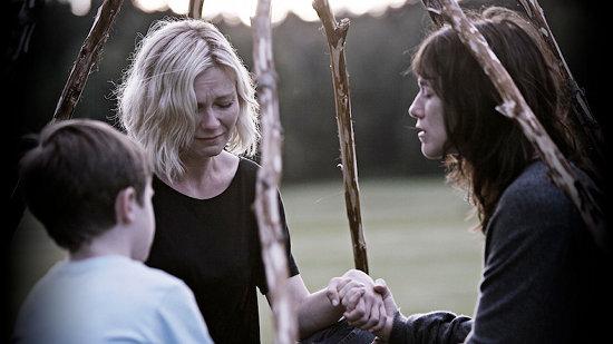 Melankólia – Kirsten Dunst, Charlotte Gainsbourg, Cameron Spurr