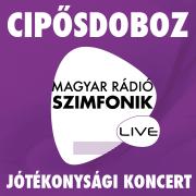 Magyar Rádió Szimfonik Cipősdoboz koncert