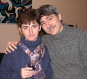 Keresztes Dóra és Orosz István