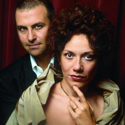 Rita Monaldi és Francesco Sorti