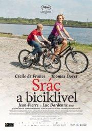 Srác a biciklivel - plakát