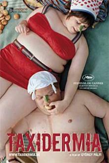 Taxidermia filmplakát