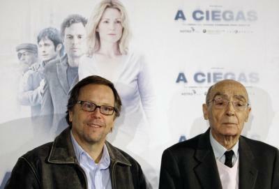 Fernando Meirelles és Jose Saramago
