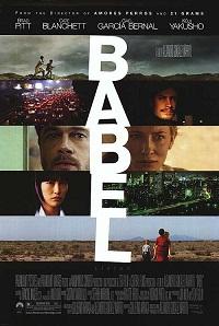 Bábel - plakát