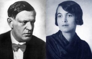 Karinthy Frigyes, Böhm Aranka