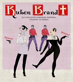 Ruben Brandt - plakát