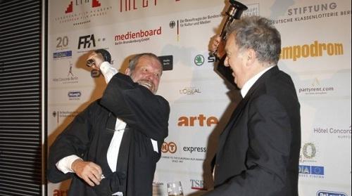 Terry Gilliam és Stephen Frears  (forrás: action press)
