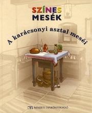 A karácsonyi asztal meséi - címlap