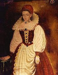 Báthori Erzsébet egyetlen fennmaradt hiteles portréja