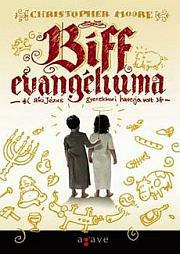 Biff evangéliuma - címlap