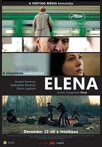 Elena - plakát