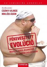 Fékevesztett evolúció - címlap