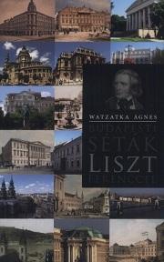 Budapesti séták Liszt Ferenccel - borító