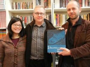 Veronica Liu - szerkesztő, Stewart Cauley - designer, Dan Simon - szerző