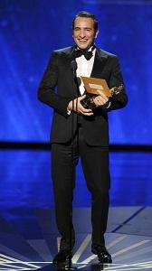 Jean Dujardin (forrás: oscar.go.com)