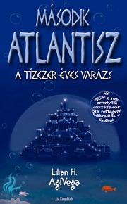 Második Atlantisz - borító