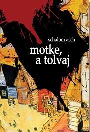 Motke, a tolvaj - borító