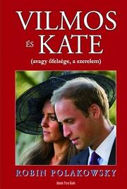 Vilmos és Kate - borító