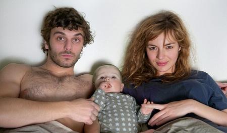 Nicolas (Pio Marmaï) és Barbara (Louise Bourgoin)