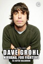 Dave Grohl - borító