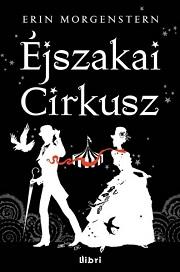 Éjszakai cirkusz - borító
