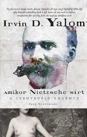 Amikor Nietzsche sírt - borító