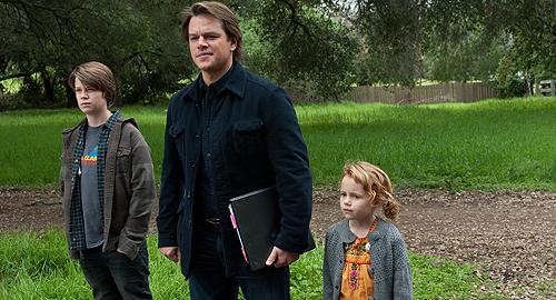 Az igazi kaland - Colin Ford, Matt Damon, Maggie Elizabeth Jones