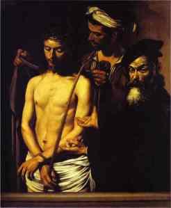 Caravaggio: Ecce homo