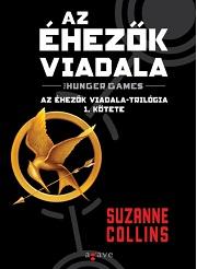 Az Éhezők Viadala 1. - borító