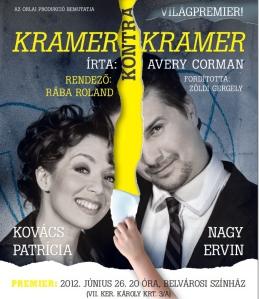 Kramer konktra Kramer - plakát