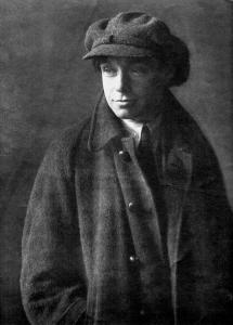 Tihanyi Lajos portréja 1910 körül
