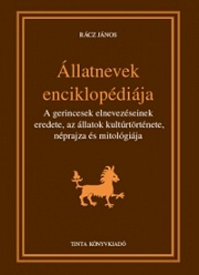 Állatnevek enciklopédiája - borító