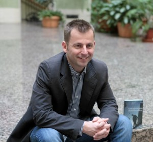 Grecsó Krisztián (fotó: Dobó László)