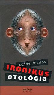 Ironikus etológia - borító