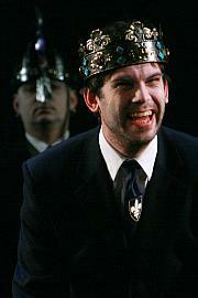 János király (fotó: Mészáros Annarózsa)