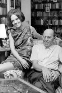 Örkény István és Radnóti Zsuzsa a 60-as években