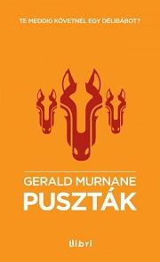 Puszták - borító
