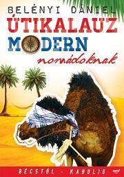 Útikalauz modern nomádoknak - borító