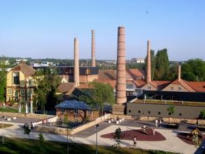 Zsolnay Kulturális Negyed (fotó: Jeges-Varga Ferenc)