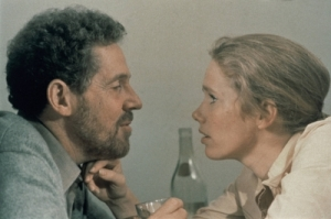 Bergman filmjéből: Erland Josephsson, Liv Ulmann