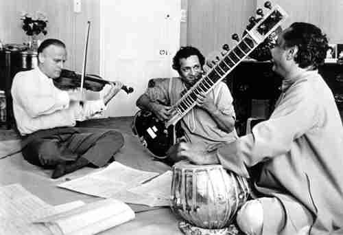 Különleges koncert Indiában, Ravi Shankar szitárművésszel