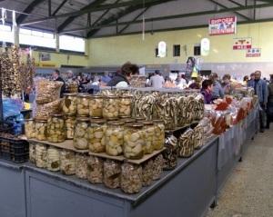 Munkács, piac