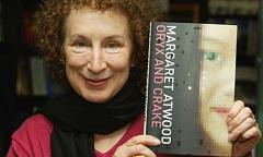 Margaret Atwood a Guvat és Gazella díjnyertes angol kiadásával