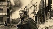 Vaszilij Grosszman haditudósítóként